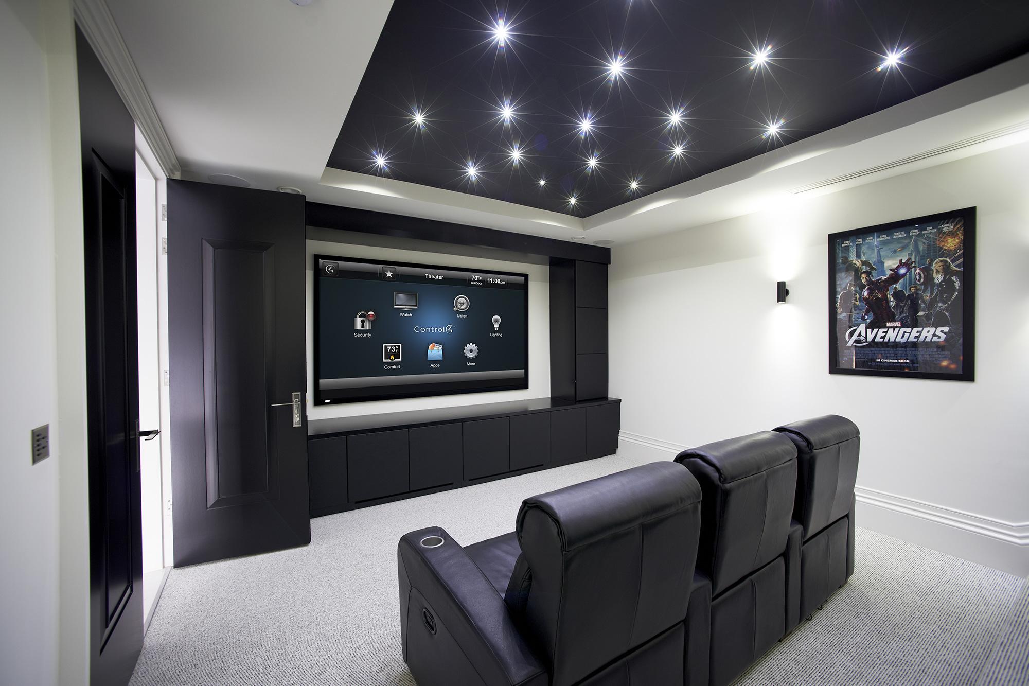 Cinema Prive Piece Multi Loisirs Domowest