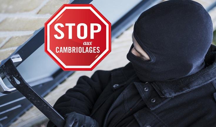 Stop aux cambriolages !