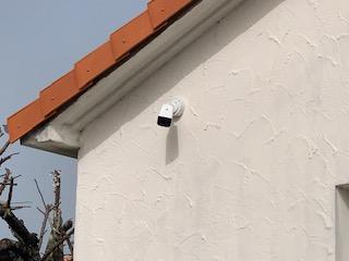 Domowest présente des nouvelles caméras intelligentes validées avec un client .